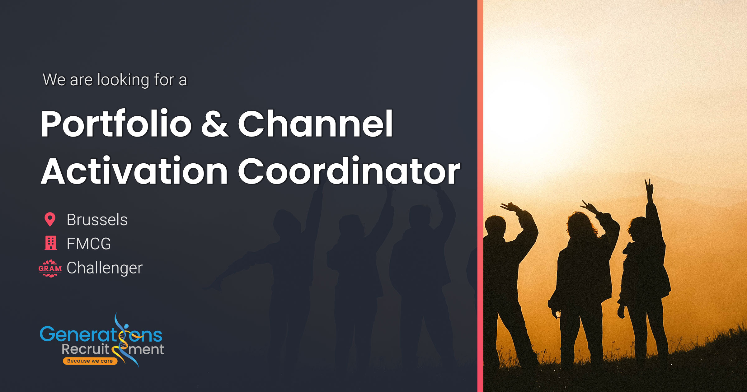 Portfolio & Channel Activation Coordinator   Beverages