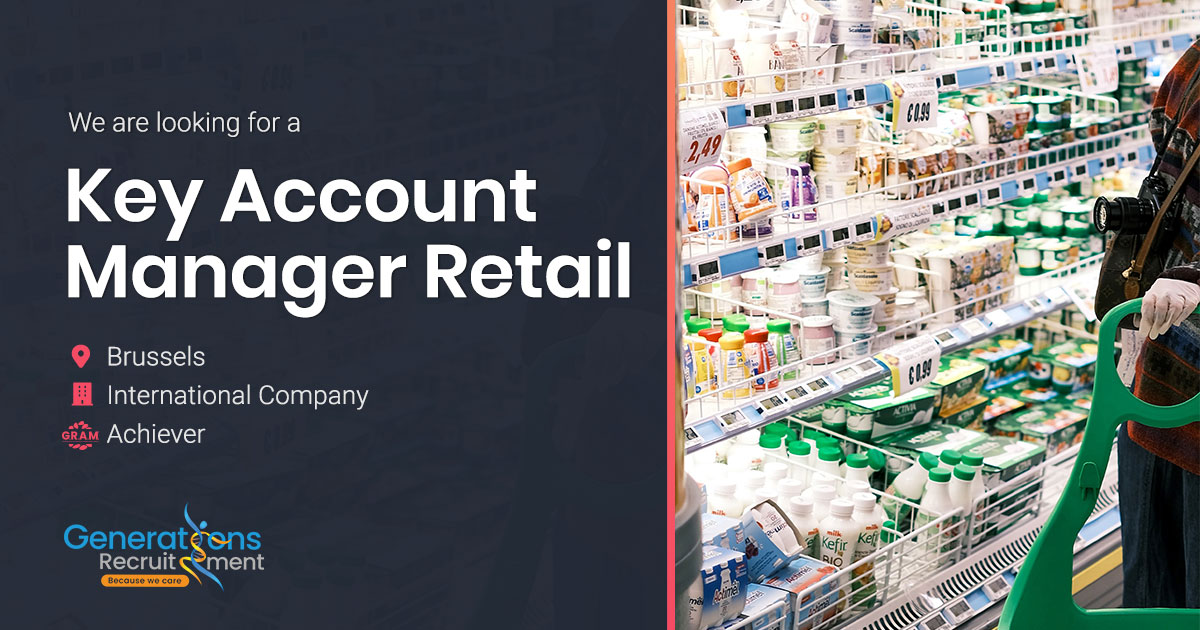 Key Account Manager | Retail
