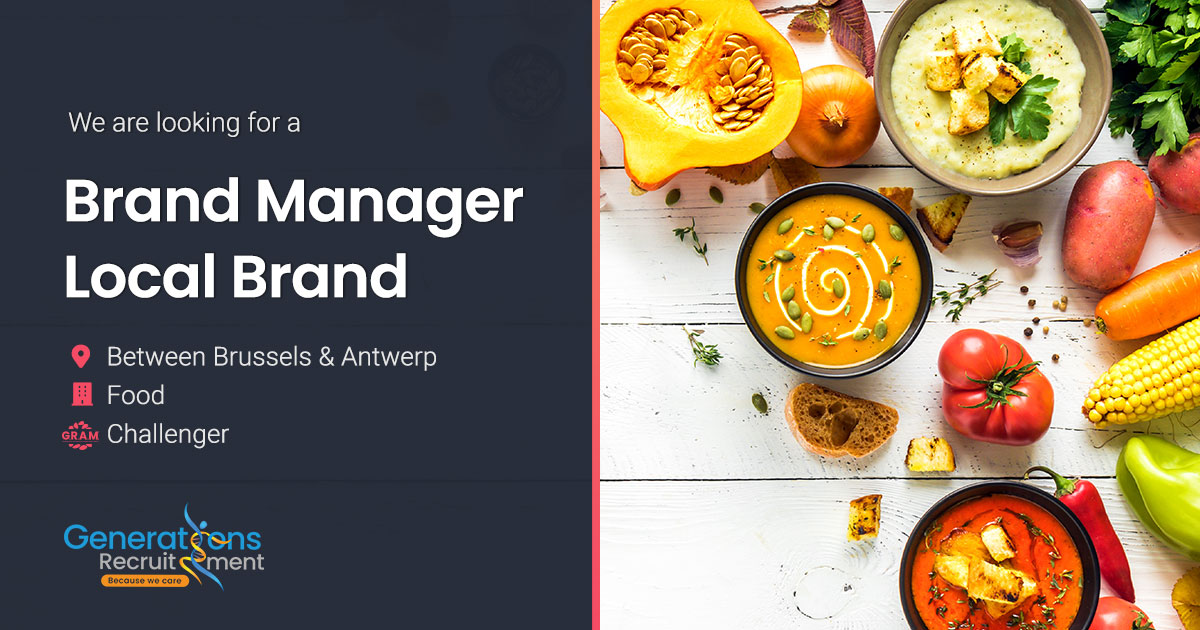 Brand Manager Local Brand | Food