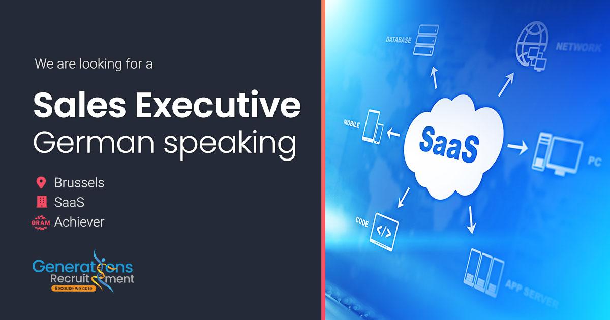 Sales Executive - German speaking I SaaS