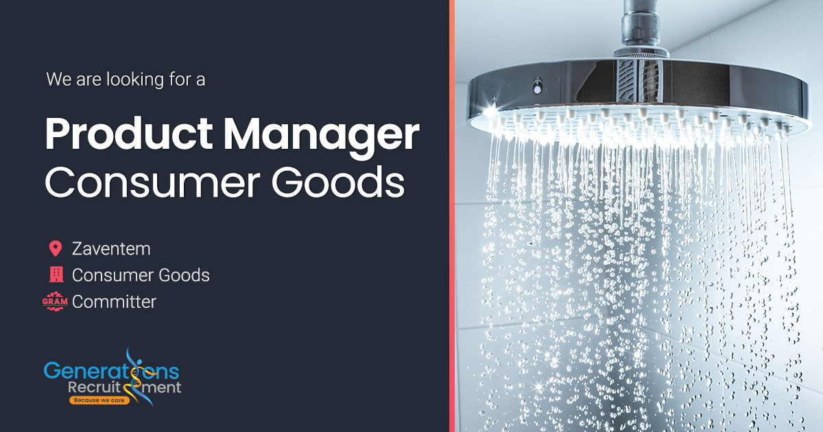 Product Manager I Consumer Goods