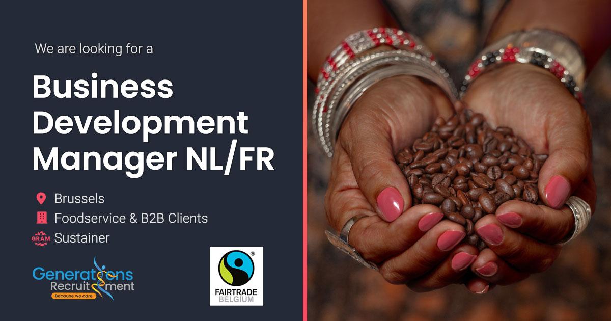 Business Developer Fairtrade Coffee & OOH