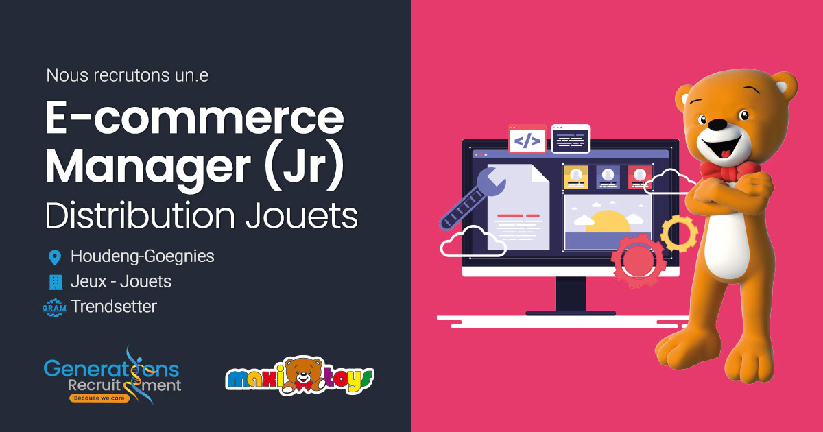 Jr E-commerce Manager  | Retail Non-Food