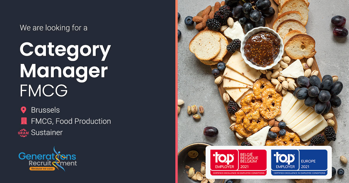 Category Manager | FMCG