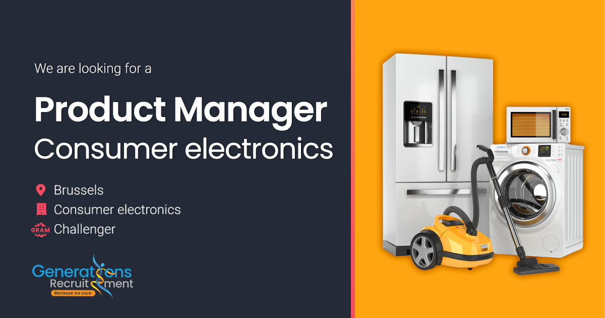 Product Manager | Consumer Electronic