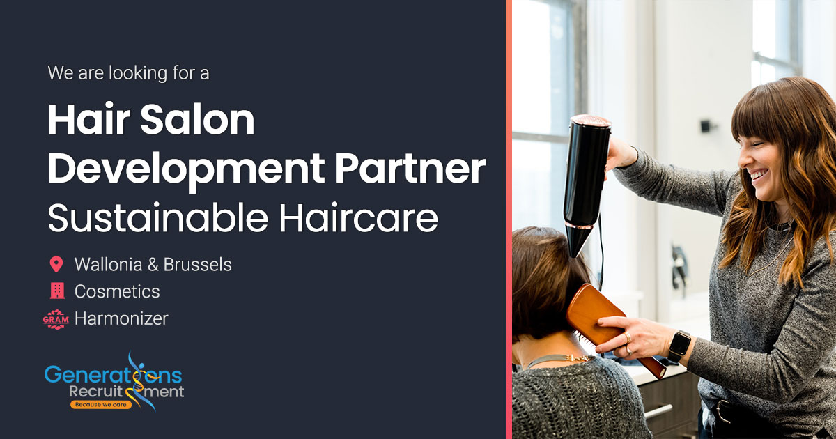 Hair salon Development Partner | Sustainable hair products