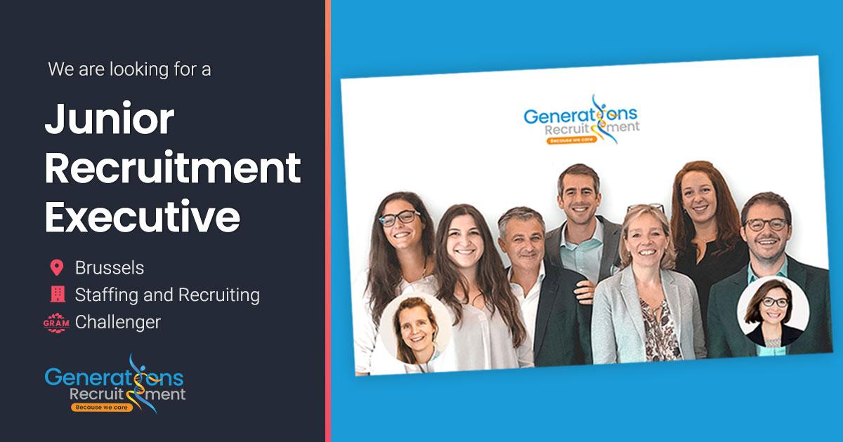 Junior Recruitment Executive | Staffing & Recruitment